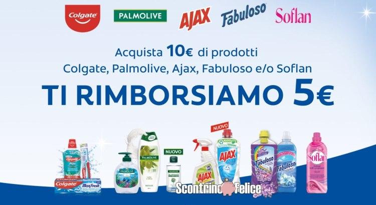 Spendi e Riprendi Colgate premia la tua spesa in Carrefour spendi 10€ e ricevi 5€