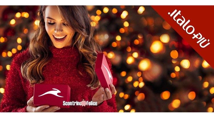 È Più Natale con Italo in omaggio un voucher da 10 euro
