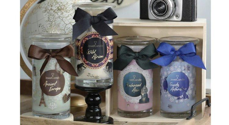 Vinci gratis 4 candele con gioiello JewelCandle in edizione limitata