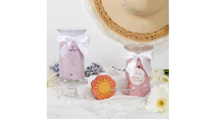 Vinci gratis set di prodotti JewelCandle