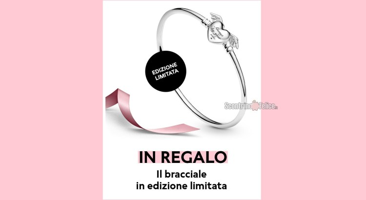 Pandora Mother's Day 2021 in regalo bracciale in edizione limitata per la festa della Mamma Always by your side