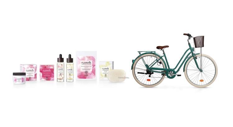 Concorso Florena Fermented Skincare da Acqua e Sapone e La Saponeria vinci 22 City Bike