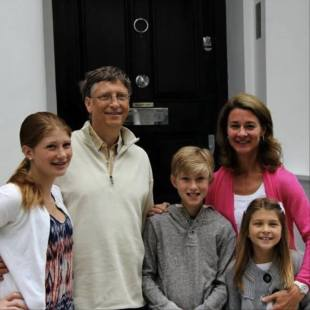 Interesting Facts About Bill Gates Children 2 - Bill Gates : Man behind Microsoft