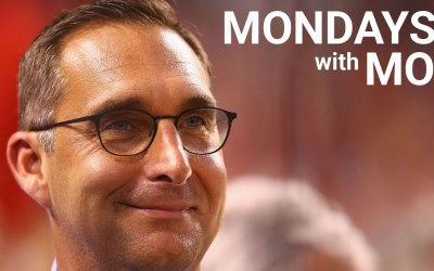 Mondays with Mo- September 9, 2019
