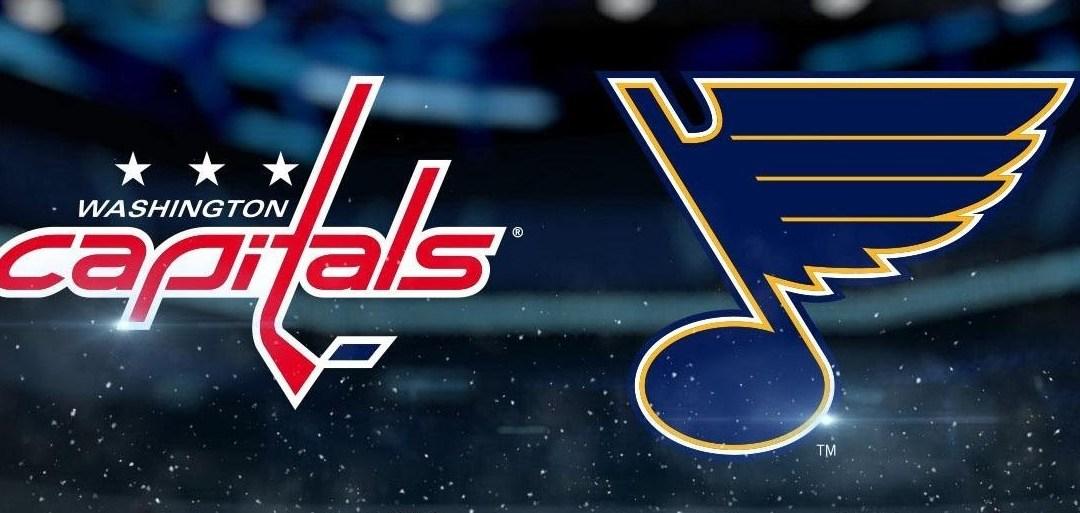 Blues Report – Capitals vs Blues – January 3, 2019