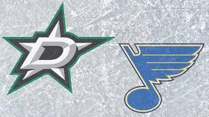 Blues Report – Stars vs Blues – January 8, 2019