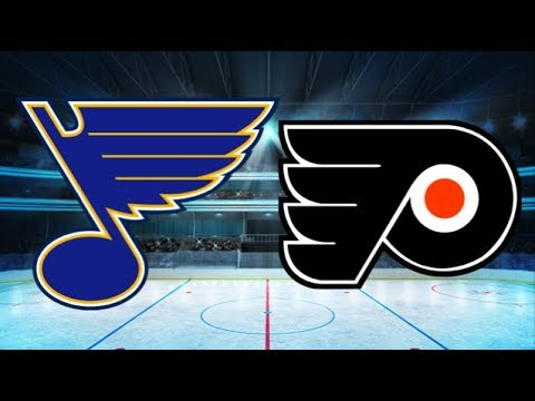 Blues Report – Blues vs Flyers – January 8, 2019