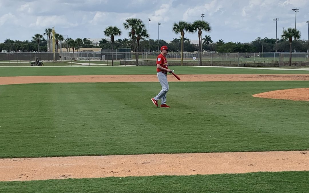 Mike Shildt charts his personal growth through intention, communication and patience