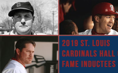 St. Louis Cardinals Hall of Fame 2019 Inductee Announcement