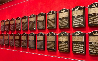 Cardinals Hall of Fame & Museum – Brian Finch