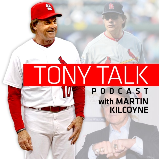 Tony Talk  Episode 24 – Postseason Expectations, NLDS 7 Games, The Load