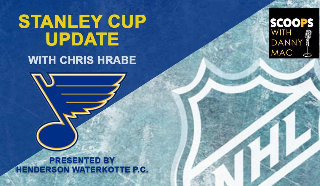 Stanley Cup Update with Chris Hrabe – Game 7 Preview