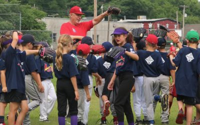 Behind the Scenes at the Cardinals Kids Clinic