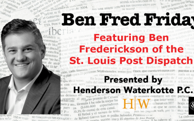 Ben Fred Friday – October 11, 2019