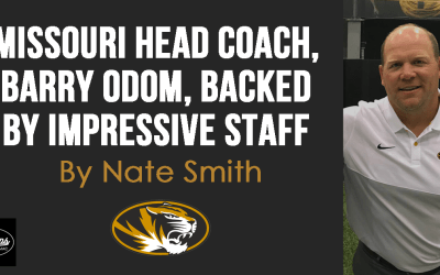 Missouri Head Coach, Barry Odom, Backed By Impressive Staff
