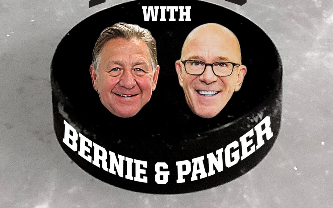 Pucks with Bernie and Panger – Episode 1 – The Launch