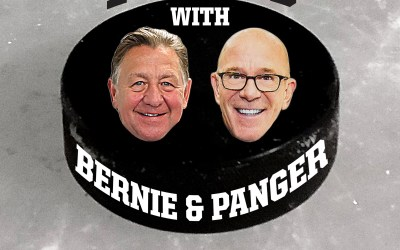 Pucks with Bernie and Panger – Episode 2 – Old School Berube, Overtime, Cup Day