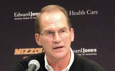 Missouri AD Jim Sterk Optimistic As Coaching Search Begins