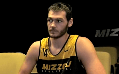 Mizzou's Reed Nikko Shines In Win Over Georgia