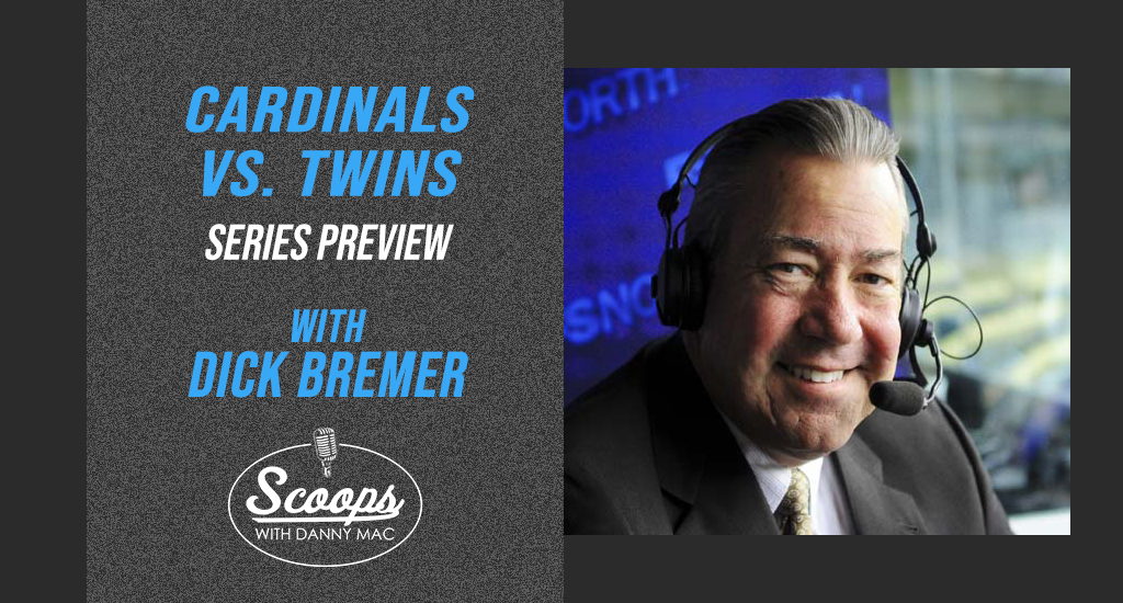 Dick Bremer – Twins Series Preview – July 28, 2020