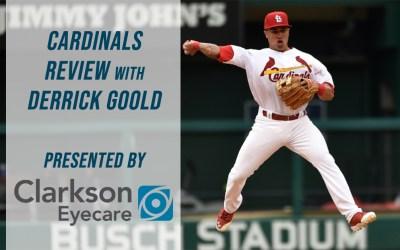 Derrick Goold – Cardinals Review – August 28, 2020