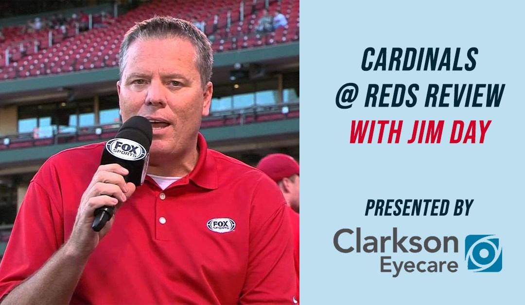 Jim Day – Cincinnati Reds Series Review – September 1, 2020