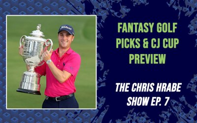 Fantasy Golf Picks & CJ Cup Preview with Rick Gehman: The Chris Hrabe Ep. 7