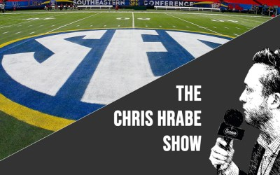 Football Friday – DFS Lineup and SEC Matchups: The Chris Hrabe Show Ep. 14
