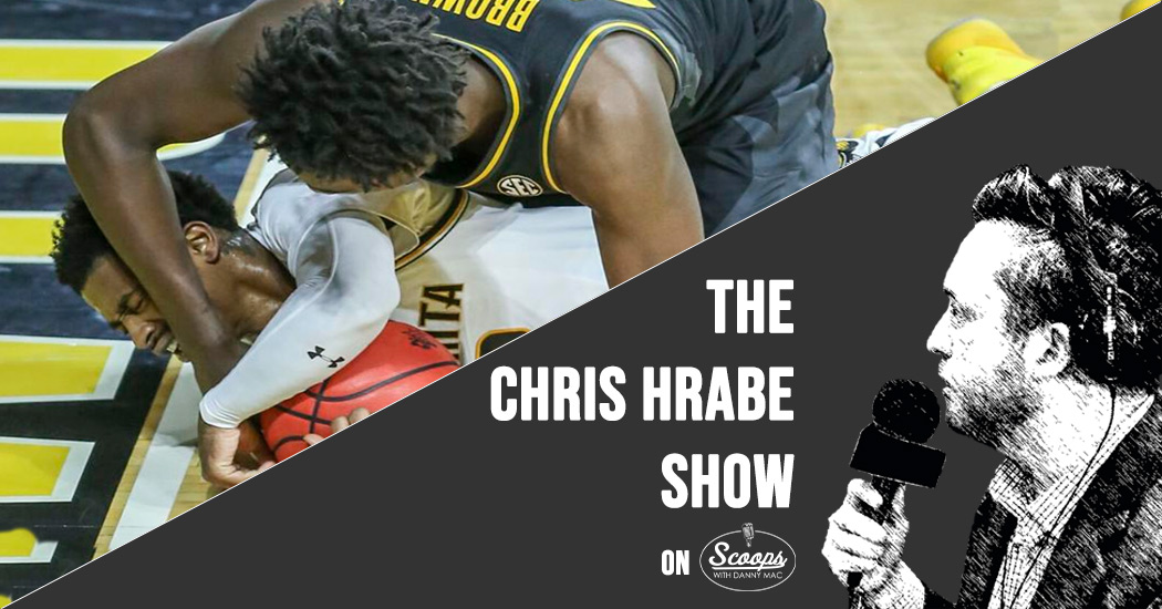 Mike Kelly on Mizzou Tiger Football & Basketball: The Chris Hrabe Show Ep. 43