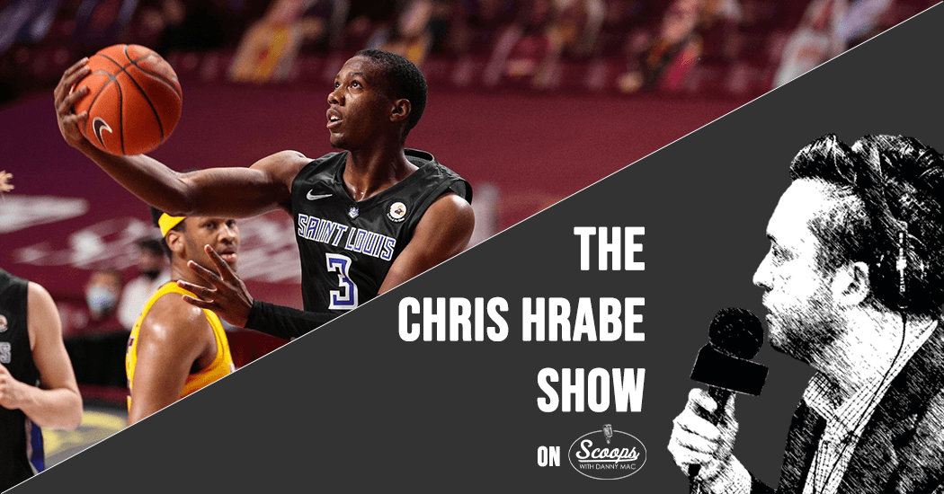 SLU Billikens Basketball Update with Carter Chapley: The Chris Hrabe Show Ep. 90
