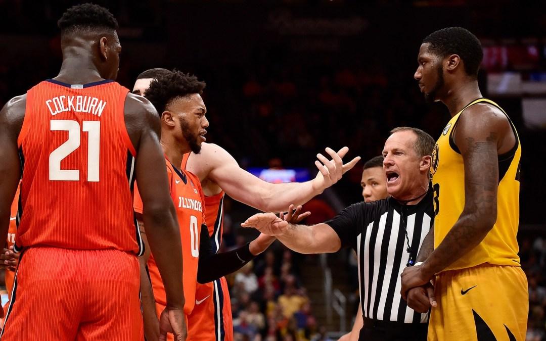 Illini Basketball and Braggin' Rights- Brian Barnhart