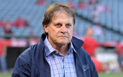Bernie: Tony La Russa Is Returning To The Dugout. This Will Be Fun. This Will Be Fascinating.