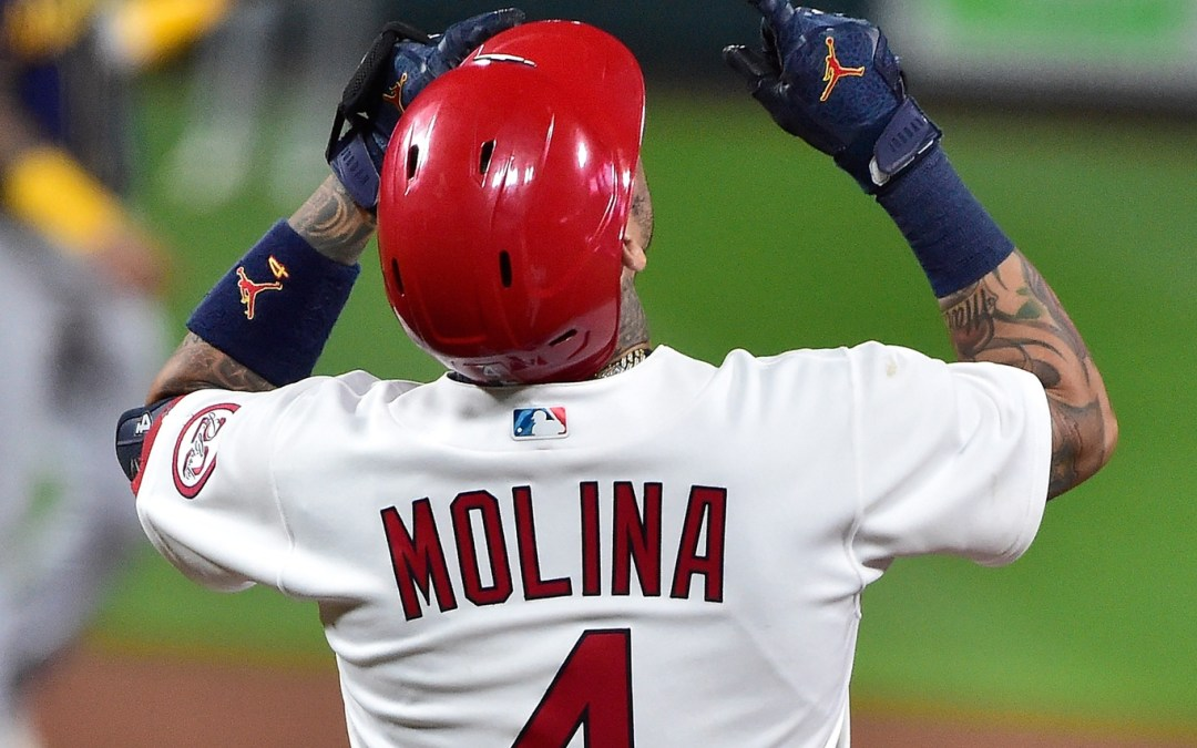 Bernie Bits: Will Yadier Molina Retire? Let's Discuss The Yadi Predicament, Losing An NFL Franchise, And Browse Through Many Notes!