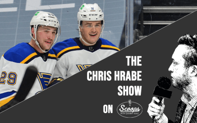 Blues Trade Talk with Andy Strickland – The Chris Hrabe Show Ep. 127