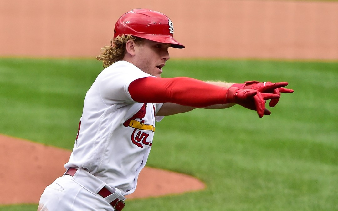 BERNIE BITS: Harrison Bader's Trouble With The Curve + Notes On The Blues, Cardinals, Ruffles Chips, Albert Pujols, And The Fighting Illini