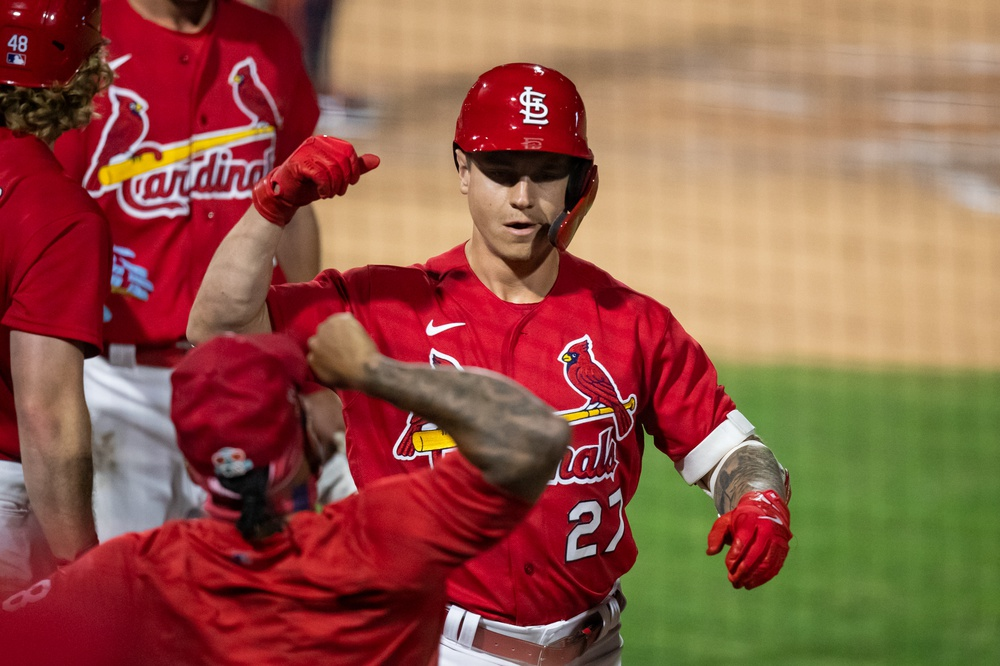 BERNIE BITS: Who Bats Cleanup For the Cards? Plus NL Central Tour, NCAA Tournament Talk, TLR Update, & Many Notes!