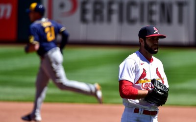 Bernie's Redbird Review: Poor Starting Pitching And Cold Bats. A Troubling Combination.