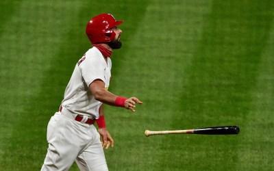 Bernie's Redbird Review: Cardinals Bats Recharge And Batter A Low-Velo Stephen Strasburg