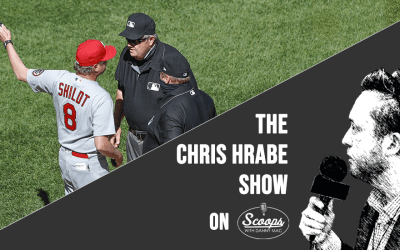 MLB Trade Talk and Sticky Stuff with Eno Sarris – The Chris Hrabe Show Ep. 171