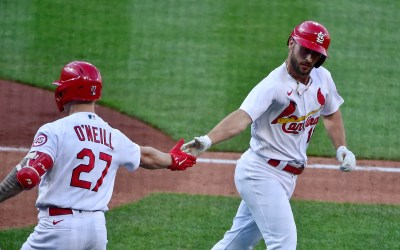 Bernie's Redbird Review: A Splitting Headache. Paul DeJong Owns The Mets. Trouble With The Cards' LH Relief Pitching.