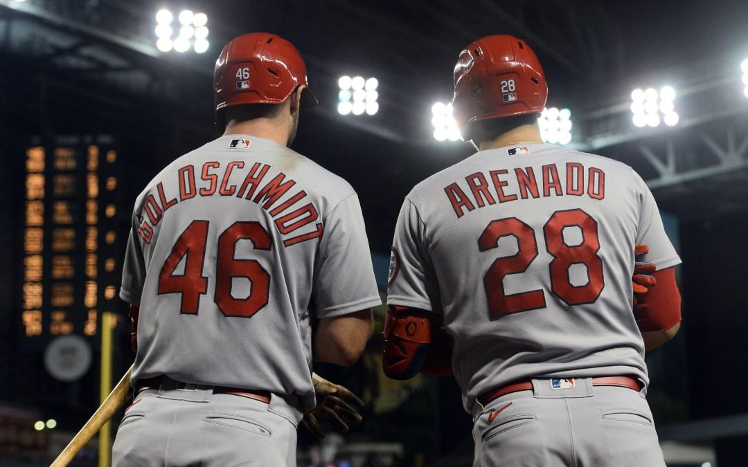 Bernie's Redbird Review: The Cardinals Receive Emergency Bullpen Relief, Avoid Anguish At Arizona.
