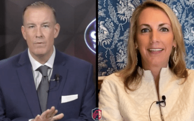 St. Louis CITY SC: MLS Commissioner Garber, Carolyn Kindle Betz and Taylor Twellman – Scoops with Danny Mac Ep. 22