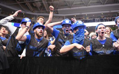 SLU Athletics Makes Foray Into Creative Apparel Options, Fan-Oriented Merchandise