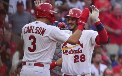 Bernie On The Cardinals: A Look At Dylan Carlson's Case For NL Rookie Of The Year
