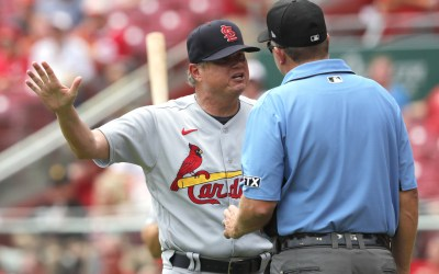 Bernie's Redbird Review: The 2021 Cardinals Are Running On A Treadwheel