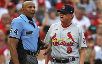 Bernie On The Cardinals: It's September, Mike Shildt. Please Show Some Urgency.