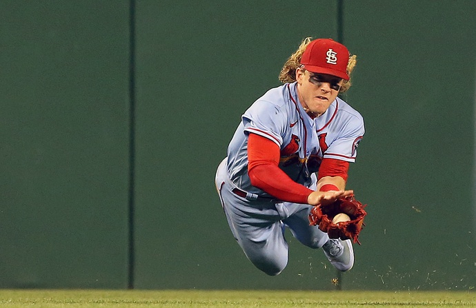 Bernie On The Cards: Give Mike Shildt Massive Credit For His Team's Defense And Baserunning.