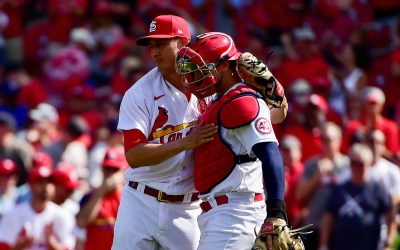 Bernie's Redbird Review: After Salvaging A Series Split With The Dodgers, The Cardinals Must Jump On The Reds.