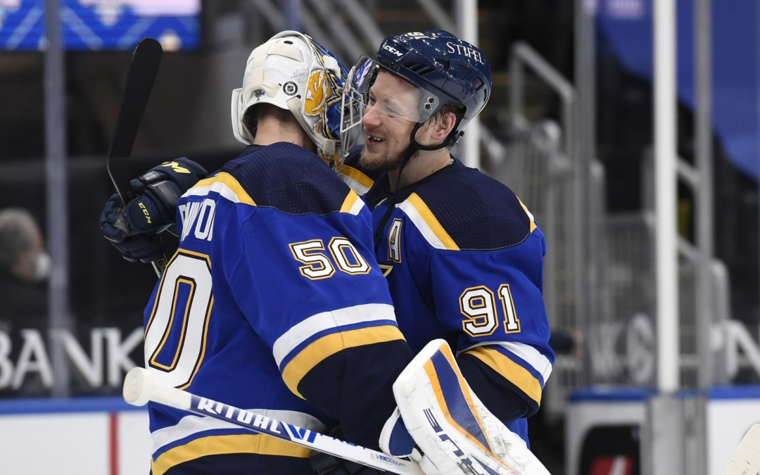 Bernie On The Blues: Drop The Puck!  Let's Go!  Here Are 5 Five Keys To The Note's New Season.