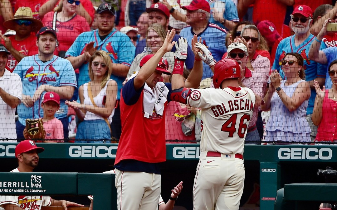 Bernie's Redbird Review: A Look At The Performance Of Cardinal Position Players In 2021.